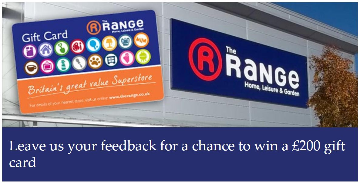 The Range Store Feedback